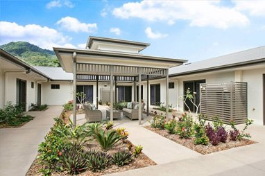 Caravonica Waters NQ Aged Care Facility